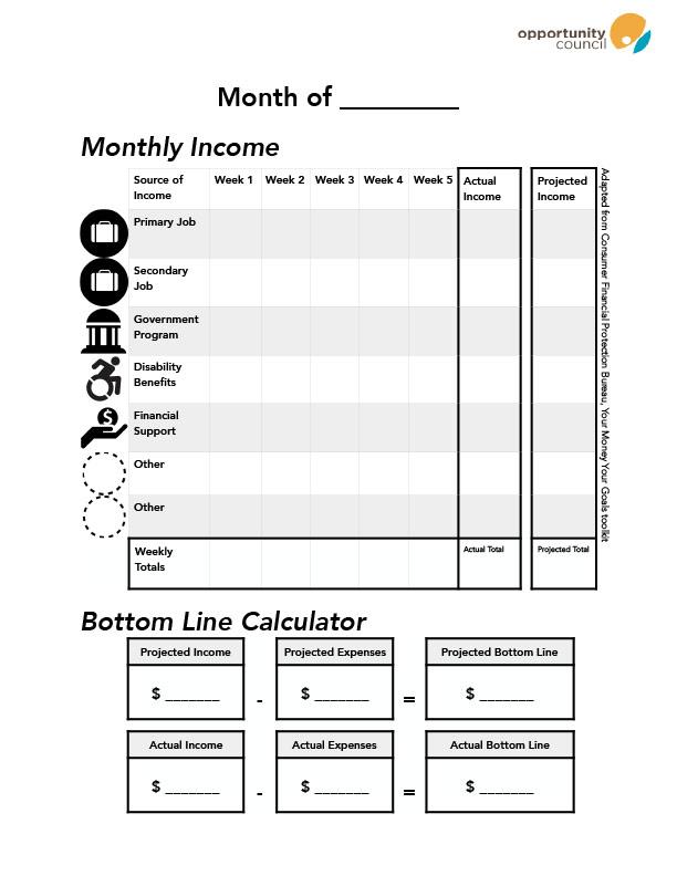Budget Comparison Document
